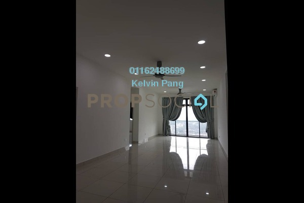 Condominium For Sale in Aspen Residence, Jelutong Freehold Semi Furnished 3R/3B 860k