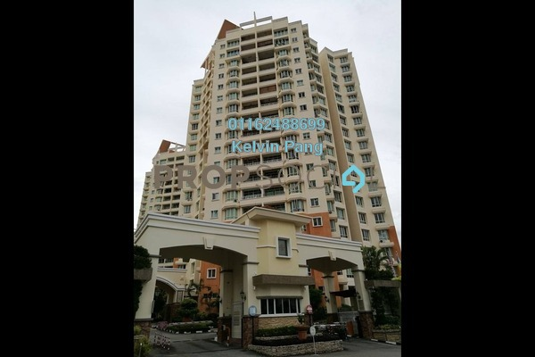 Condominium For Sale in Regency Heights, Sungai Ara Freehold Fully Furnished 3R/2B 548k