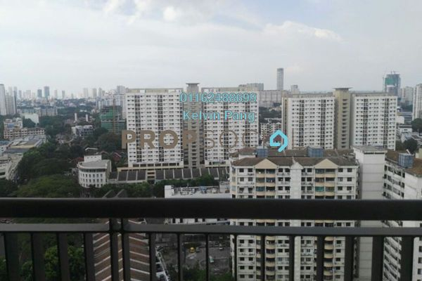 Condominium For Sale in Aspen Residence, Jelutong Freehold Unfurnished 3R/2B 720k