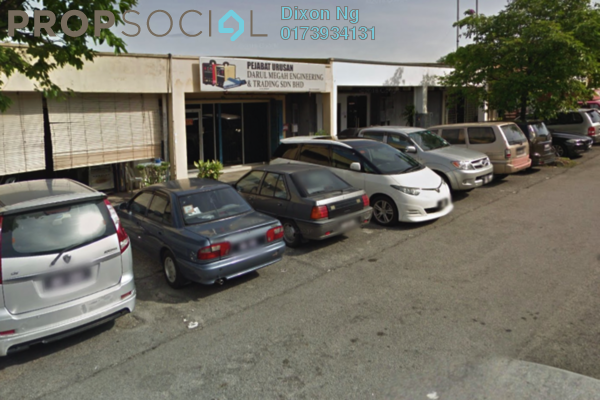 Factory For Sale in Pusat Bandar Puchong Industrial Park, Pusat Bandar Puchong Freehold Semi Furnished 1R/1B 2.18m