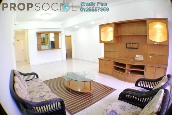 Apartment For Sale in Impian Heights, Bandar Puchong Jaya Freehold Semi Furnished 3R/2B 380k