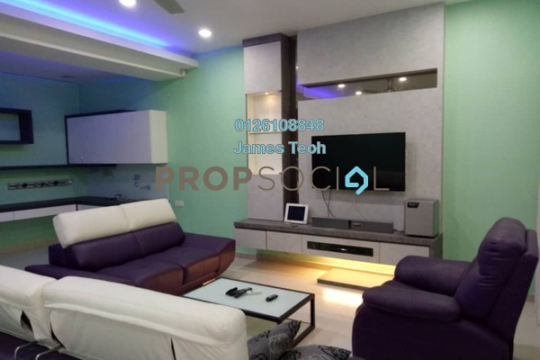 Terrace For Sale in Section 10, Shah Alam Freehold Fully Furnished 4R/3B 630k