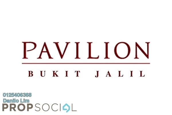Condominium For Sale in Pavilion @ Bukit Jalil City, Bukit Jalil Freehold Semi Furnished 1R/1B 750k