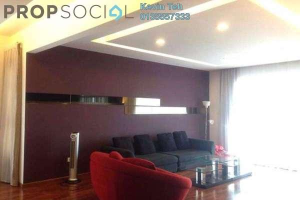 Condominium For Sale in Hijauan Kiara, Mont Kiara Freehold Fully Furnished 4R/4B 1.75m