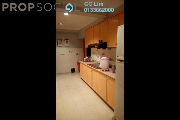 Condominium For Sale in Pandan Villa, Pandan Indah Freehold Fully Furnished 3R/2B 550k