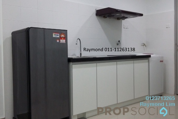 Condominium For Rent in The Domain, Cyberjaya Freehold Fully Furnished 2R/1B 1k