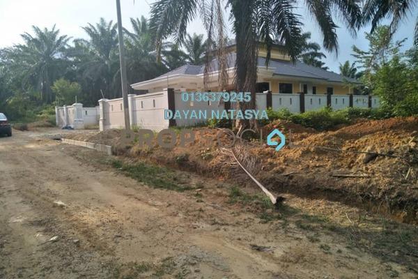 Land For Sale in Kampung Tersusun Lipat Kajang, Jasin Freehold Unfurnished 0R/0B 80k