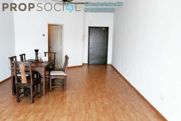 Serviced Residence For Sale in Waldorf Tower, Sri Hartamas Freehold Semi Furnished 3R/3B 998k