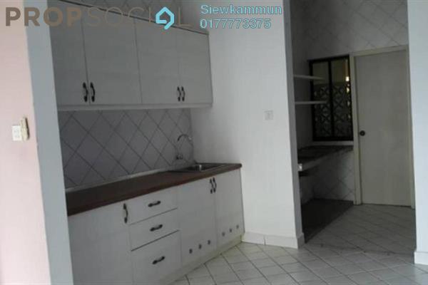 Duplex For Rent in Armanee Condominium, Damansara Damai Freehold Semi Furnished 3R/2B 1.5k