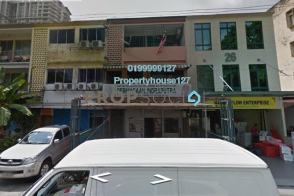 Shop For Rent in Jalan Padang Belia, Brickfields Freehold Unfurnished 0R/0B 2k