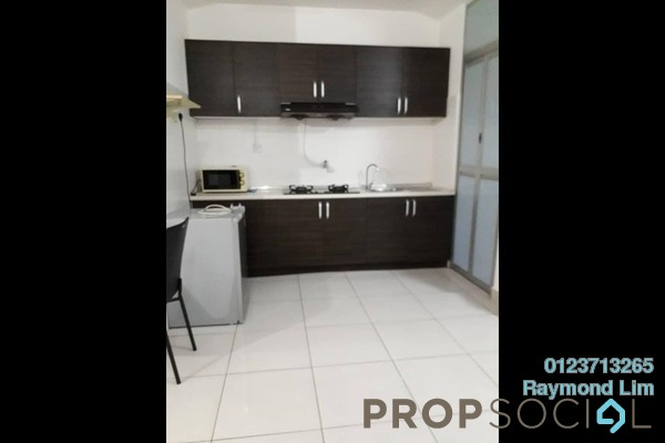 Condominium For Rent in The Domain, Cyberjaya Freehold Fully Furnished 1R/1B 1k