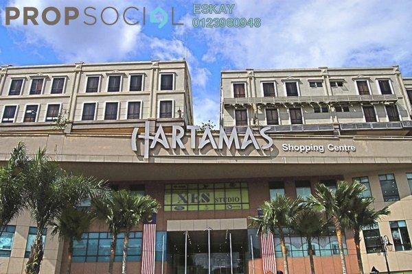 Shop For Rent in Plaza Damas, Sri Hartamas Freehold Semi Furnished 0R/2B 11k