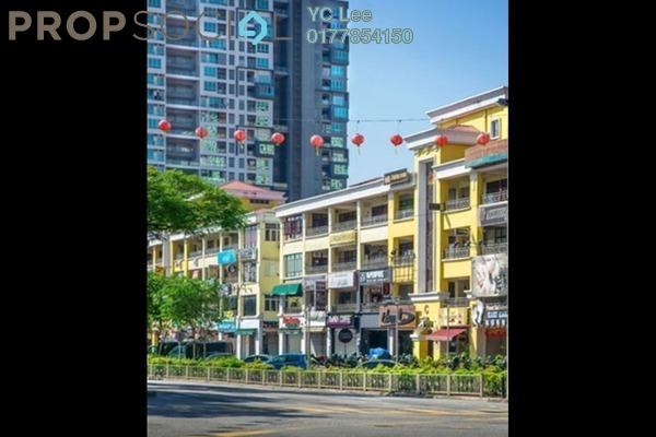 Shop For Sale in Platinum Walk, Setapak Freehold Unfurnished 0R/1B 335k