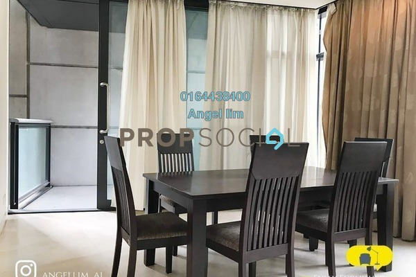 Condominium For Rent in The Troika, KLCC Freehold Fully Furnished 1R/2B 5k