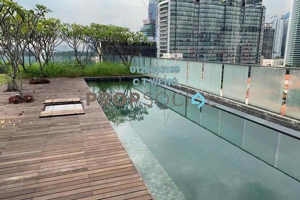 Condominium For Sale in Dedaun, Ampang Hilir Freehold Semi Furnished 4R/7B 5.85m