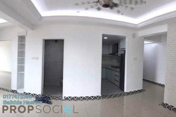Serviced Residence For Rent in Sri Acappella, Shah Alam Freehold Semi Furnished 2R/2B 2k
