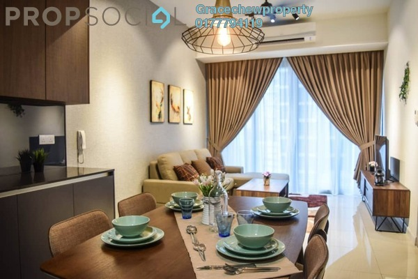 Condominium For Rent in Grand Medini, Medini Iskandar Malaysia Freehold Fully Furnished 1R/1B 1.8k