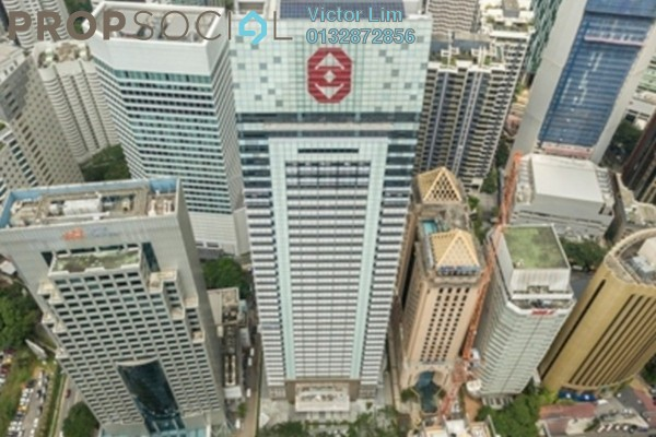 Office For Rent in Menara Public Bank 2, Kuala Lumpur Freehold Unfurnished 0R/0B 20.4k