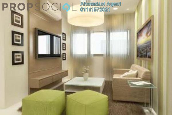 Condominium For Sale in Aspire Residence, Cyberjaya Freehold unfurnished 3R/2B 330k