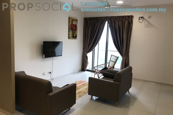 Serviced Residence For Rent in Suria Putra, Bukit Rahman Putra Freehold Fully Furnished 2R/2B 1.8k