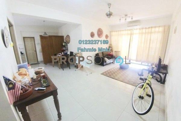 Condominium For Sale in Pelangi Astana, Bandar Utama Leasehold Semi Furnished 3R/2B 430k