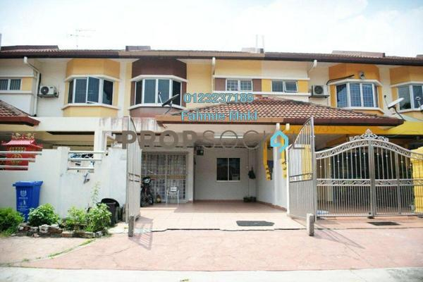 Terrace For Sale in Taman Desa Subang, Subang Leasehold Semi Furnished 4R/3B 599k