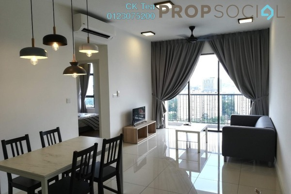 Condominium For Rent in Casa Green, Bukit Jalil Freehold Fully Furnished 3R/3B 2k
