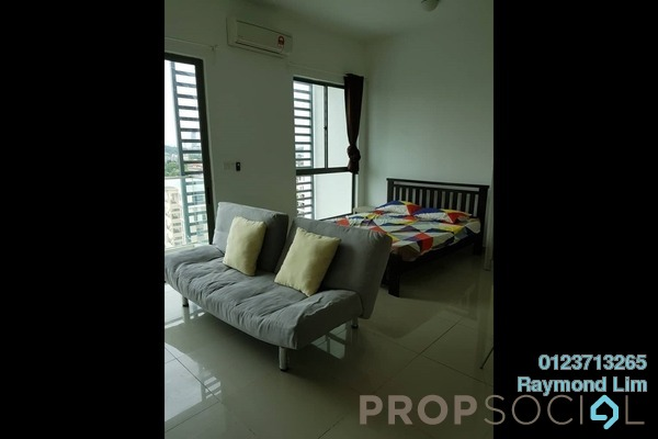 Condominium For Rent in CyberSquare, Cyberjaya Freehold Fully Furnished 1R/1B 1.2k