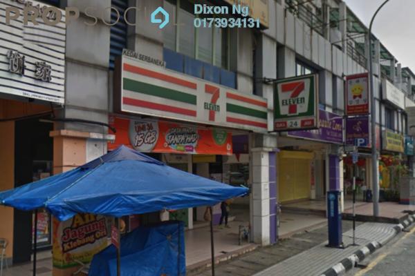 Shop For Rent in Jalan Radin Bagus, Sri Petaling Freehold Unfurnished 1R/1B 2.5k