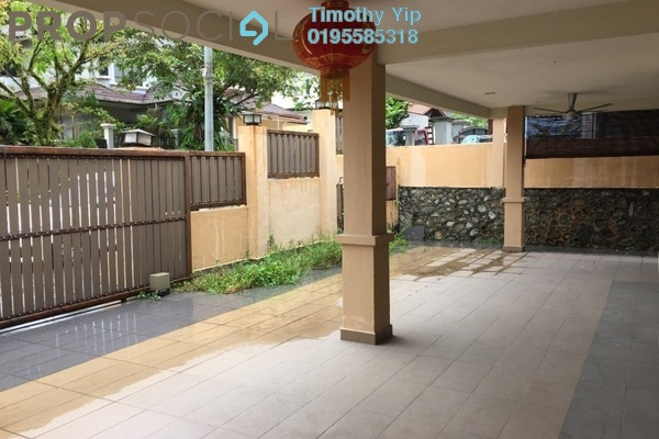 Semi-Detached For Sale in Taman Yarl, Old Klang Road Freehold Fully Furnished 5R/5B 1.45m