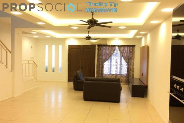 Terrace For Sale in D'Alpinia, Puchong Freehold Fully Furnished 4R/3B 788k