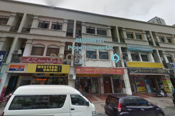 Shop For Rent in Jalan Masjid India, Dang Wangi Freehold Unfurnished 0R/0B 9k