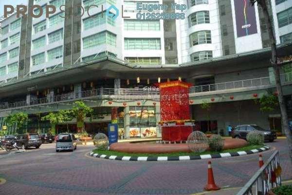 For Rent Office at Solaris Dutamas, Dutamas Freehold Unfurnished 1R/1B 4.5k