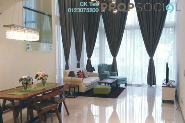 Terrace For Rent in Symphony Hills, Cyberjaya Freehold Fully Furnished 4R/5B 3.8k