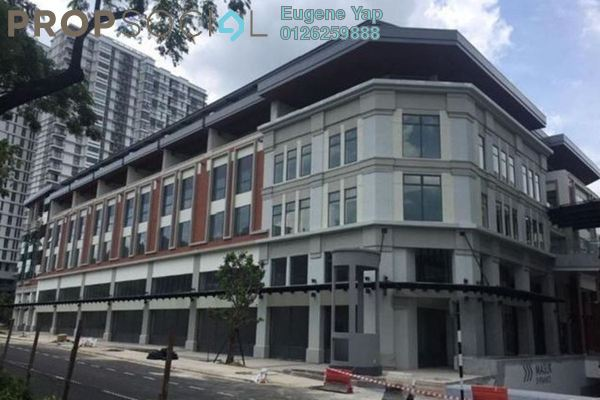 Office For Rent in Plaza Arkadia, Desa ParkCity Freehold Unfurnished 0R/0B 2.3k