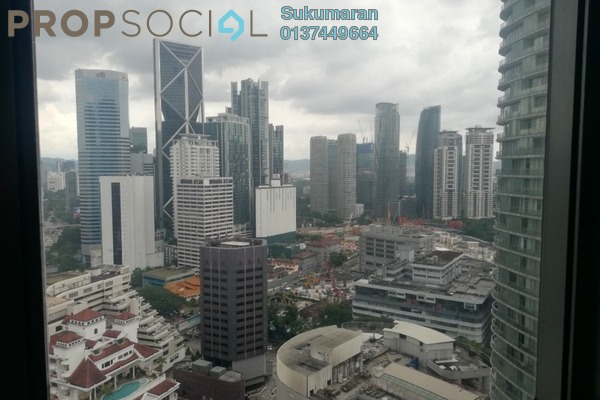 Serviced Residence For Sale in The Meritz, KLCC Freehold Fully Furnished 2R/2B 1.13m
