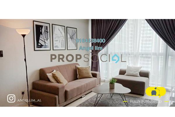 Condominium For Rent in Three28 Tun Razak, KLCC Freehold Fully Furnished 2R/2B 4k
