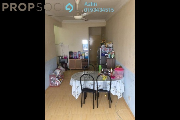 Apartment For Sale in Damai Apartment, Tropicana Freehold Unfurnished 3R/1B 165k