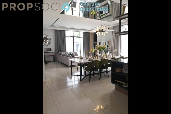 Semi-Detached For Sale in Kalista Park Homes, Bukit Rahman Putra Freehold Semi Furnished 6R/8B 2.38m