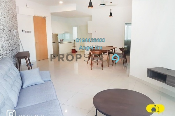 Condominium For Rent in The Crest, Kuala Lumpur Freehold Fully Furnished 3R/2B 3.5k