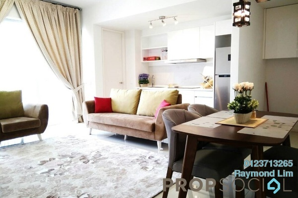 Condominium For Rent in Verdi Eco-dominiums, Cyberjaya Freehold Fully Furnished 2R/2B 2.7k