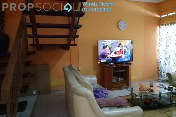 Terrace For Sale in Taman Suria Jaya, Cheras South Leasehold Unfurnished 4R/3B 550k