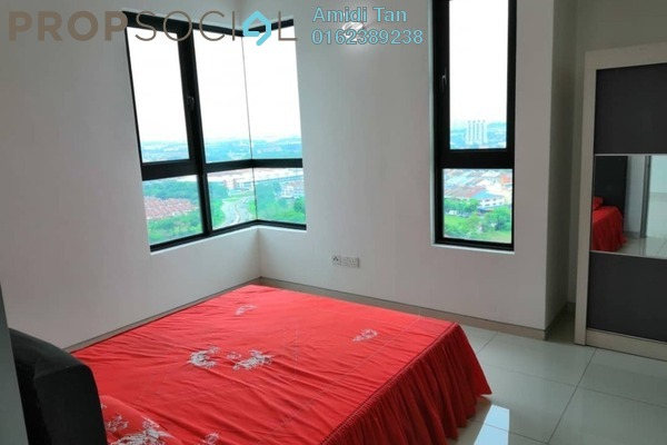 共管公寓 单位出租于 Epic Residence, Bandar Bukit Puchong Freehold Semi Furnished 1R/1B 1.2千