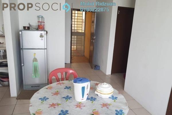 Serviced Residence For Rent in Casa Subang, UEP Subang Jaya Freehold Fully Furnished 3R/2B 1.2k