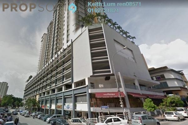Condominium For Rent in Viva Residency, Sentul Freehold Semi Furnished 2R/2B 1.6k