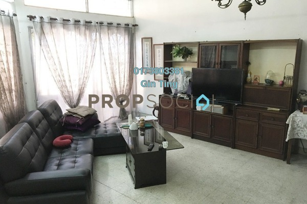 Terrace For Sale in SS18, Subang Jaya Freehold Unfurnished 4R/3B 790k