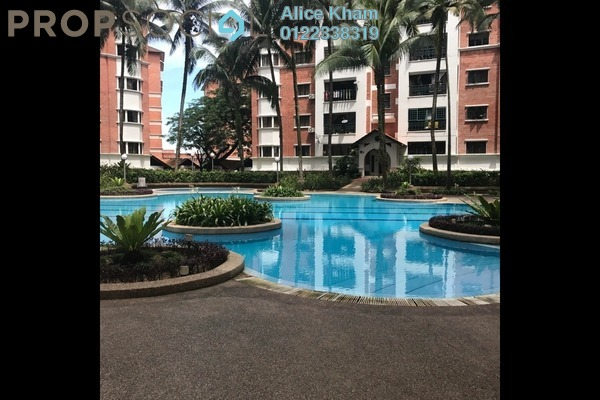 Condominium For Rent in Evergreen Park, Bandar Sungai Long Freehold Semi Furnished 4R/3B 3k