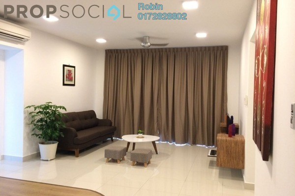 Condominium For Rent in Teega, Puteri Harbour Freehold Fully Furnished 3R/2B 3.5k