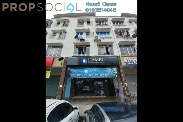 Office For Sale in Dataran Otomobil, Shah Alam Freehold Semi Furnished 0R/1B 190k
