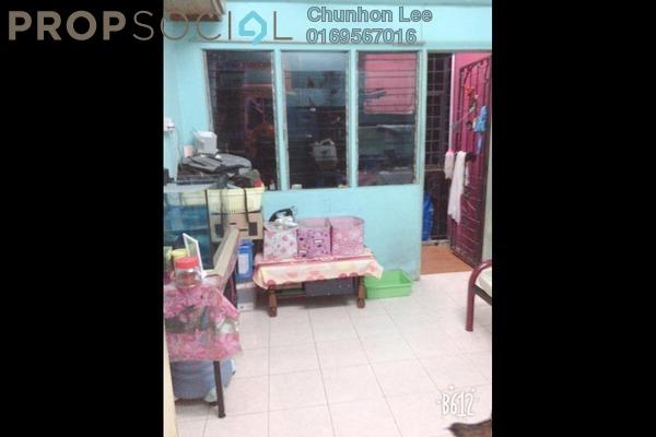 Apartment For Sale in Taman Kuchai Jaya, Kuchai Lama Freehold Unfurnished 3R/1B 120k